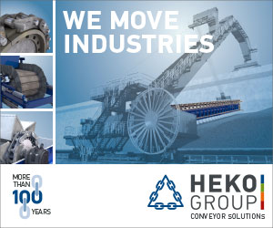 We Move Industries - Heko Group - Conveyor Suppliers