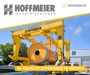 Hoffmeier Industrieanlagen - 45 years of experience in service
