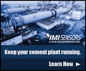 Keep your cement plant running - Learn How > IMI Sensors