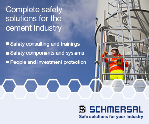 mplete safety solutions for the cement industry - Schmersal