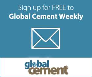Sign up for FREE to Global Cement Weekly