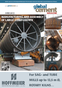 Global Cement Magazine - June 2015