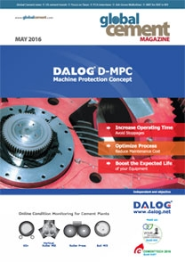 Global Cement Magazine - May 2016