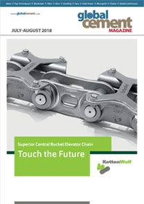 Global Cement Magazine - July - August 2018