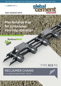 Global Cement Magazine - July - August 2019