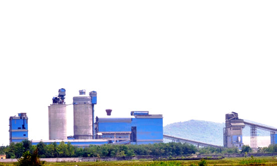 Kapilas Cement Works (KCW) plant in Odisha.