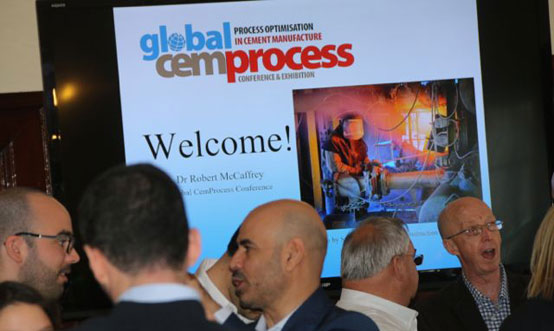 1st Global CemProcess Conference 2017