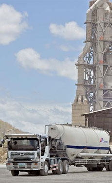 Panama scales down cement production as imports hit high
