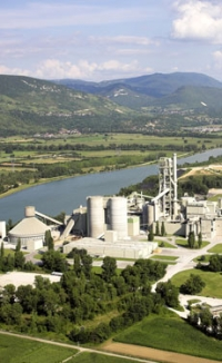 French cement market grew by 3 - 4% in 2017