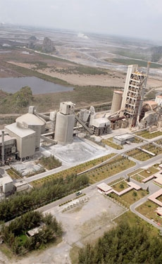Coronavirus controls drag on Siam City Cement sales in first half of 2021