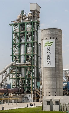 Norm Cement to increase production for export market