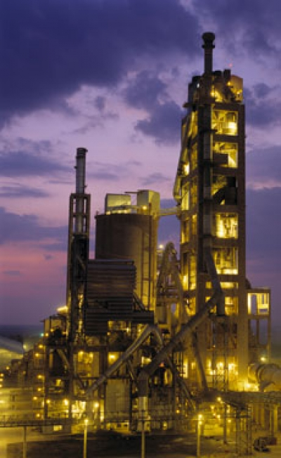 total cement plants in india