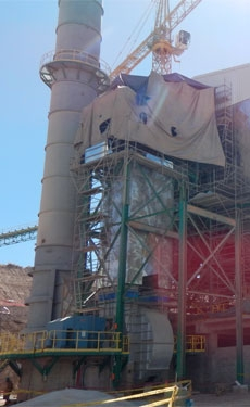 YTL Cement orders emissions control upgrades from CTP Team